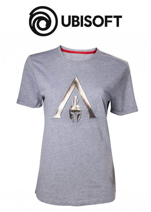Assassin's Creed Odyssey - Embossed Odyssey Logo Women's T-shirt - XL