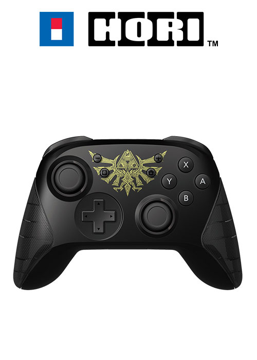 HORI NS Wireless Pro Controller Zelda