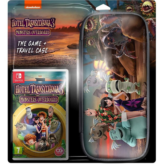 NS Hotel Transylvania 3 + Case Bundle