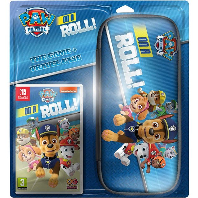 NS Paw Patrol + Case Bundle
