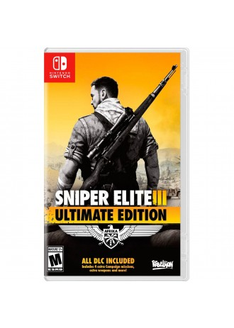 NS Sniper Elite III Ultimate Edition NTSC