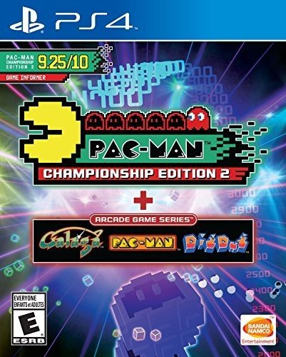PS4 Pac-Man Championship Edition 2 + Arcade Game Series R1