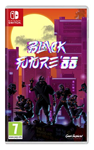 NS Black Future '88 PAL