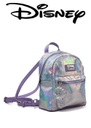 Disney - Little Mermaid - AOP Debossed Pattern Ladies Backpack
