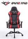 Game Mad Gaming Chair Red/Black