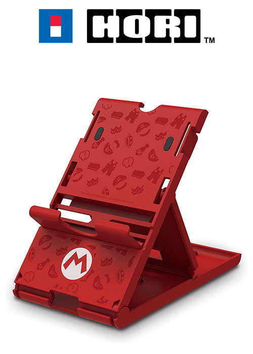 HORI NS Compact Stand - Mario Edition