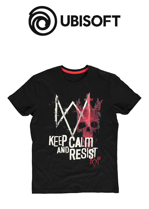 Watch Dogs: Legion - Keep Calm And Resist - Men's T-shirt