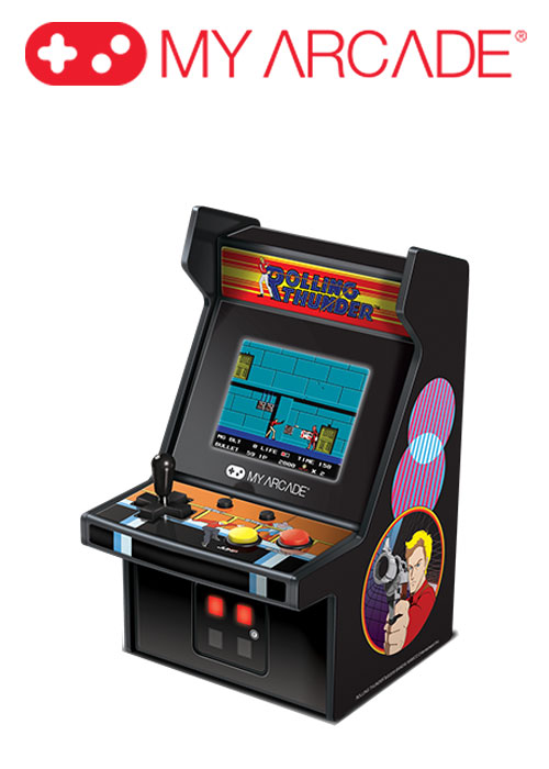 My Arcade ROLLING THUNDER MICRO PLAYER