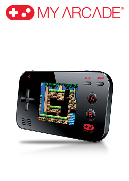 My Arcade GAMER V PORTABLE - Black