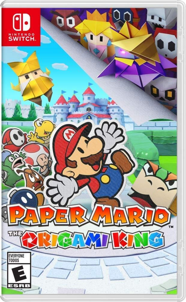 NS Paper Mario™: The Origami King NTSC