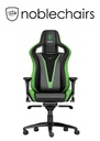 Noblechairs EPIC Series - Sprout Edition - Black/Green
