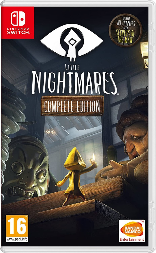 NS Little Nightmares - Complete Edition PAL