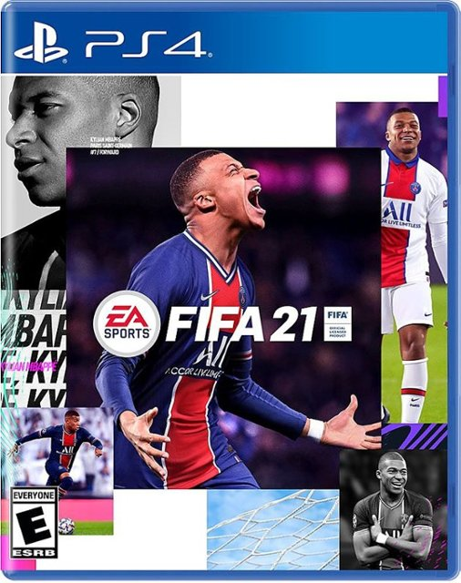 PS4 FIFA 21 - Standard Edition R1