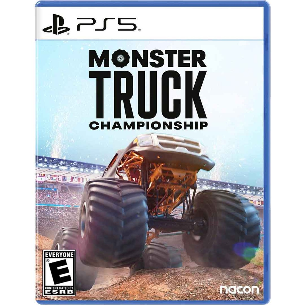 PS5 Monster Truck Championship R1