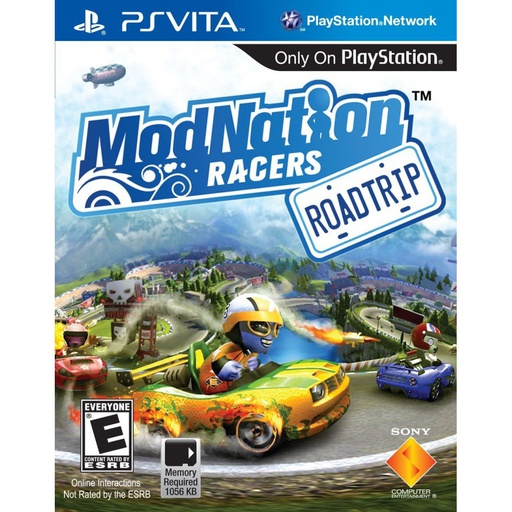 [1041] PSV ModNation Racers: Road Trip