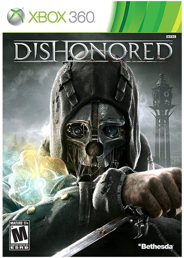 [1313] XBOX360 Dishonored NTSC