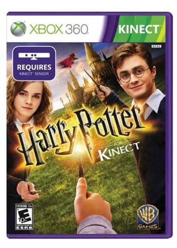 [1314] XBOX360 Harry Potter for Kinect NTSC