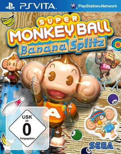 [1324] PSV Super Monkey Ball