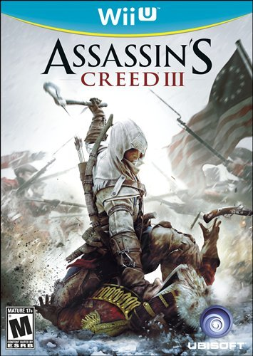 [1387] Wii U Assassins Creed 3 NTSC