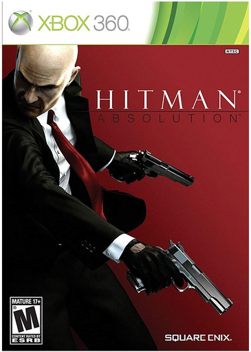 [1392] XBOX360 Hitman Absolution NTSC