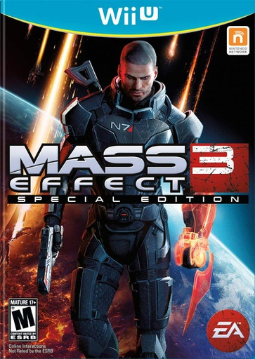 [1426] Wii U Mass Effect3 NTSC