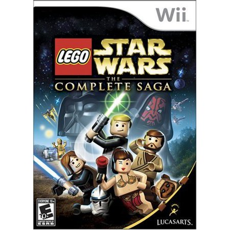 [1694] Wii LEGO Star Wars: The Complete Saga NTSC