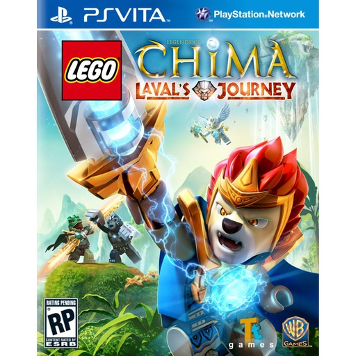 [1745] PSV LEGO LEGENDS OF CHIMA LAVALS JOURNEY