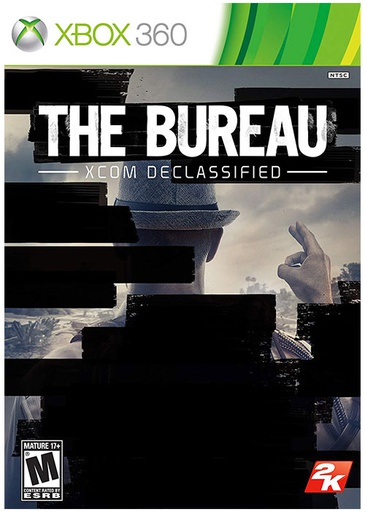 [11826] XBOX360 The Bureau: XCOM Declassified R1