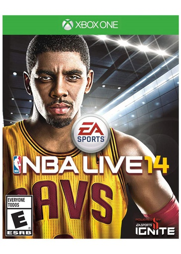 [22020] XB1 NBA Live 2014 NTSC