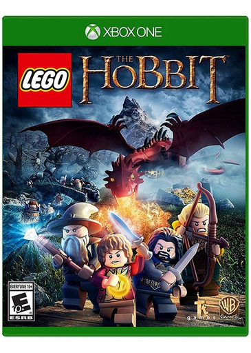 [22213] XB1 LEGO The Hobbit NTSC