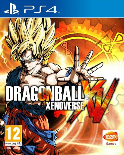 [62575] PS4 DragonBall Xenoverse R2