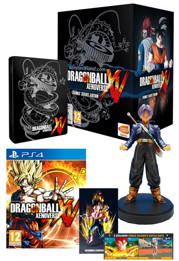 [62581] PS4 DragonBall Xenoverse Collectors Edition R2
