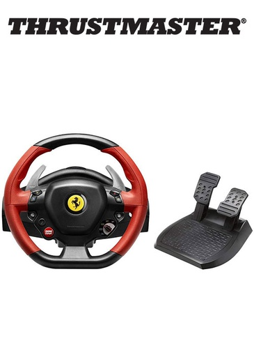 [62583] XB1 Ferrari 458 Spider Racing Wheel (Thrustmaster)