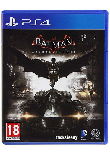 [92719] PS4 Batman: Arkham Knight R2