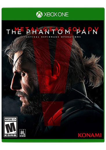 [112765] XB1 Metal Gear Solid V: The Phantom Pain NTSC