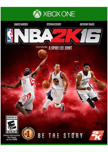 [132784] XB1 NBA 2K16 NTSC