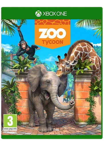 [142901] XB1 Zoo Tycoon (Game Code) PAL