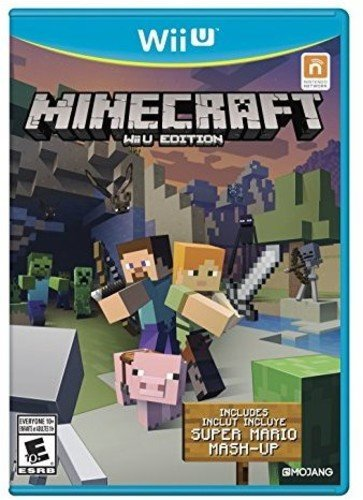 [143013] WII U Minecraft: Wii U Edition NTSC