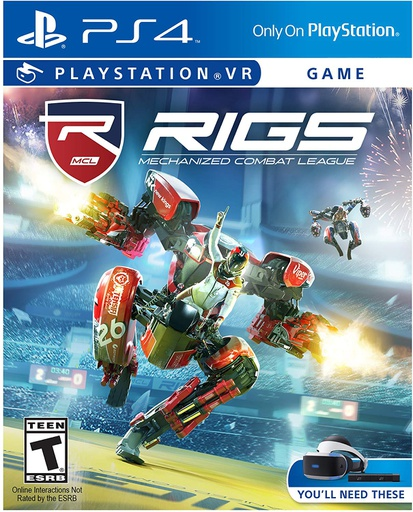 [153116] PVR Rigs Mechanized Combat League R1