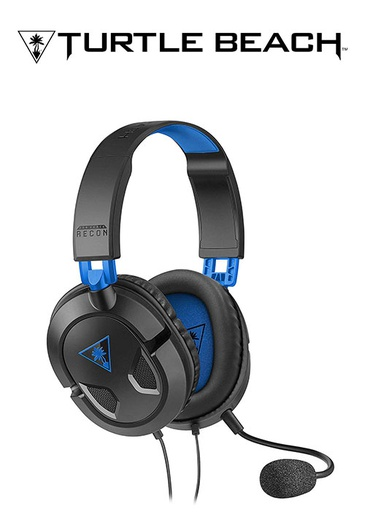 [153127] Turtle Beach PS4 Ear Force Recon 50P Wired Headset
