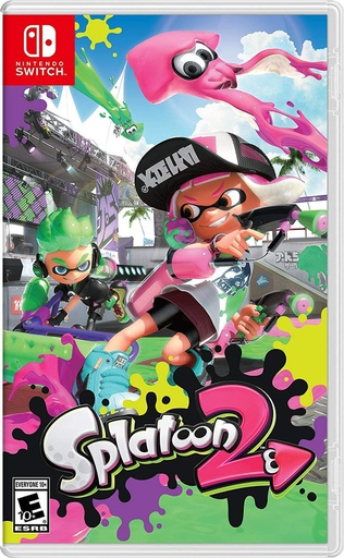 [203413] NS Splatoon NTSC
