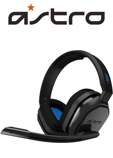 [203452] ASTRO PS4 A10 Gaming Headset Black/Blue