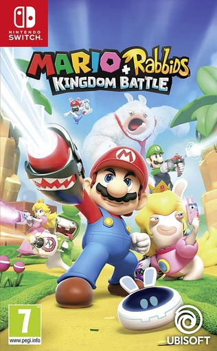 [203462] NS Mario + Rabbids Kingdom Battle PAL