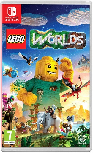 [203466] NS LEGO Worlds PAL