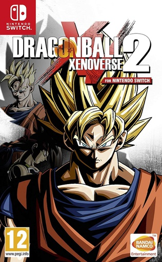 [203478] NS Dragon Ball Xenoverse 2 PAL