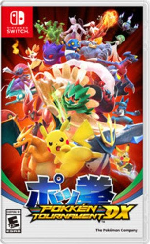 [203484] NS Pokken Tournament DX NTSC