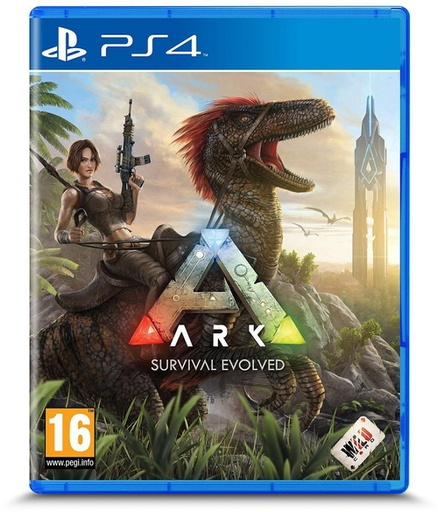 [203503] PS4 ARK: Survival Evolved R2