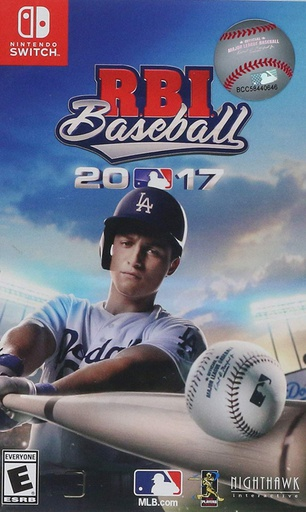[203504] NS RBI Baseball 17 NTSC