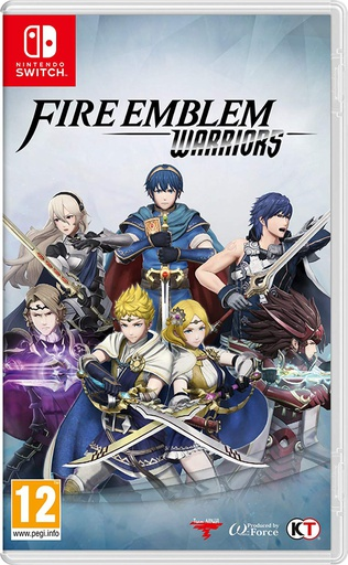 [203525] NS Fire Emblem Warriors PAL