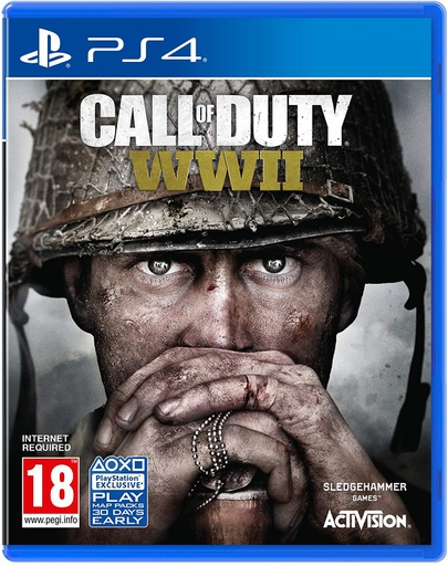 [203543] PS4 Call of Duty: WWII R2 (Arabic)